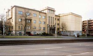Budova I. oddělení