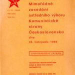 """Výstava """"Havel na Hrad. Příběh roku 1989"""""""