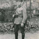 Četník ve stejnokroji 1920 (NA, f. PMV, kart. 241, sign. VI/O/9/2)