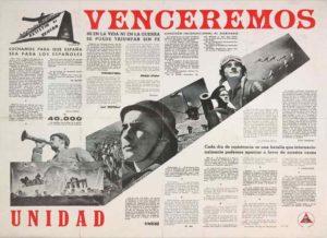 Španělské plakáty