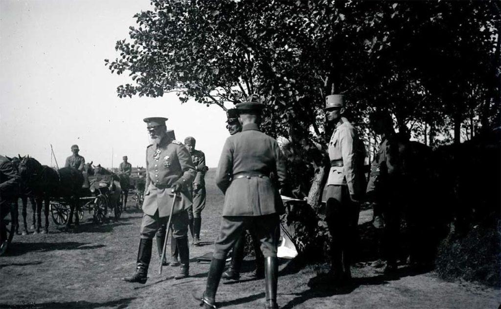 První světová válka — negativy