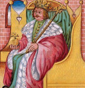 """Václav I., zvaný """"Jednooký"""""""