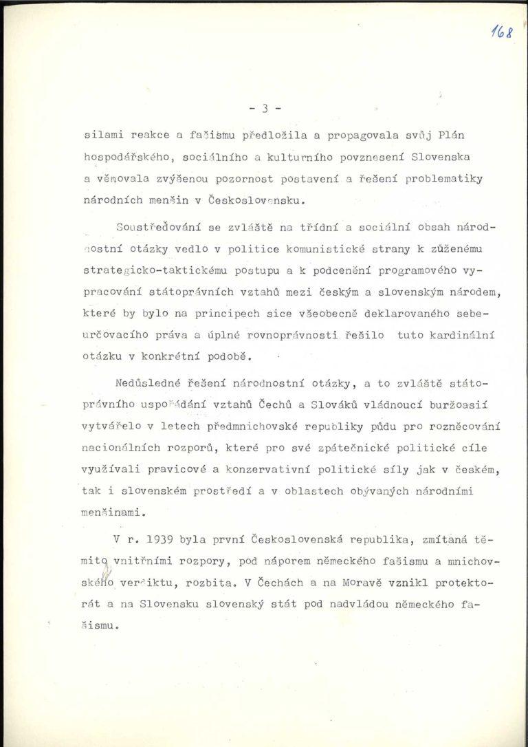 Návrh zásad federativního uspořádání ČSSR