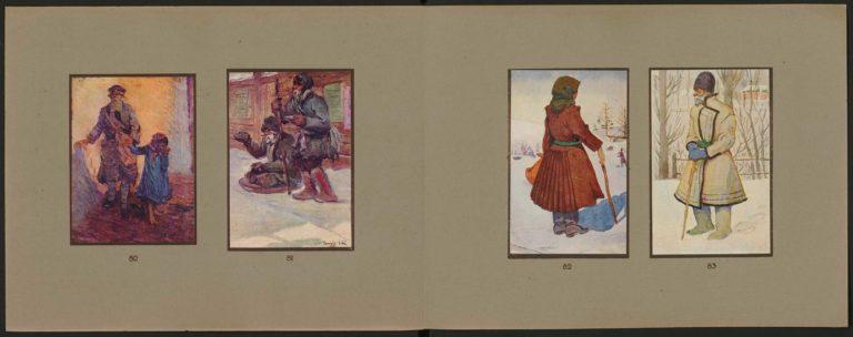 Československé legie vRusku: malířské dokumenty