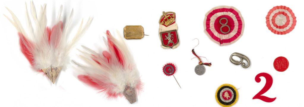 Odznaky národních gard