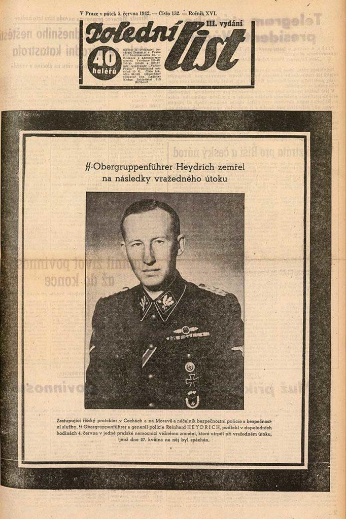 Polední list, 1942, 5. červen
