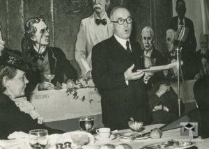 Projev E. Beneše v newyorském Overseas Press Club, 1943, 26. květen