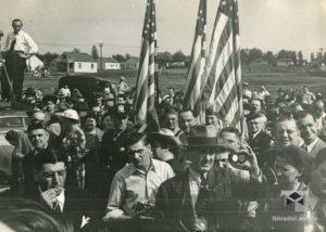 Lidice, Chicago, 1943, 22. května