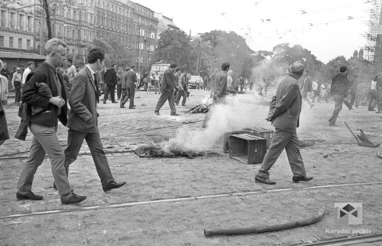 Sbírka 1968, foto: Okky Offerhaus