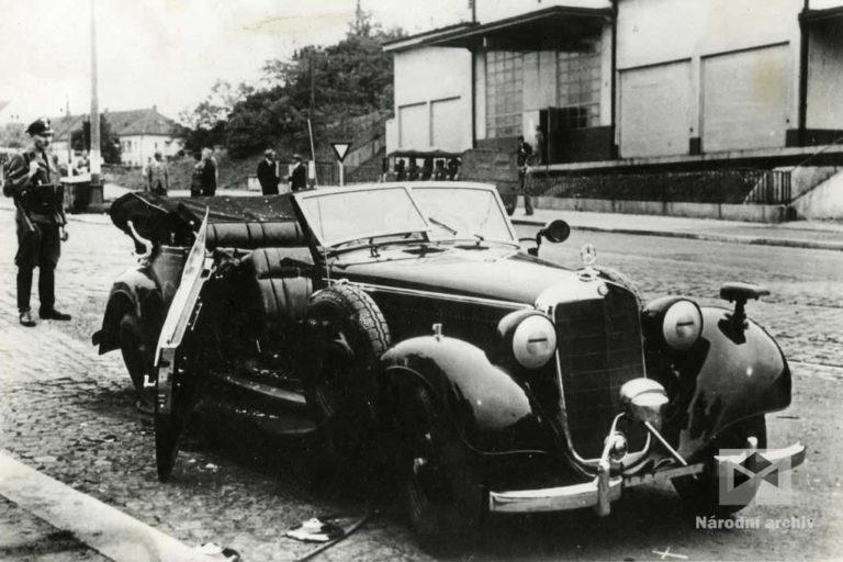 Atentát na zastupujícího říšského protektrora R. Heydricha