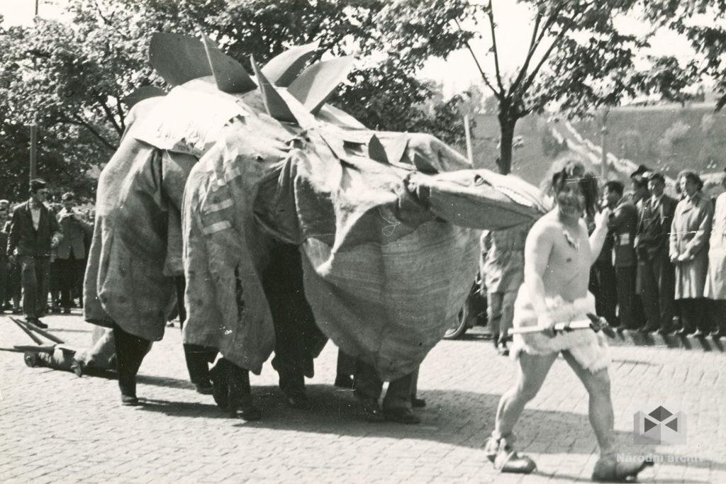 Studentské majáles 1965
