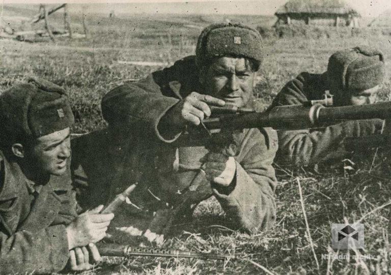 Československé vojenské jednotky na Východě