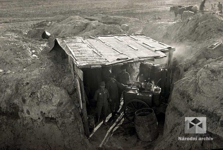 Sbírka první světová válka